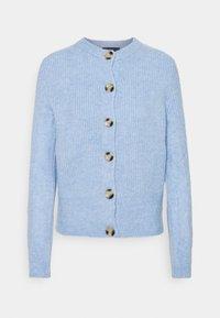 Marks & Spencer London - SPONGEY CARDI - Cardigan - blue - 0