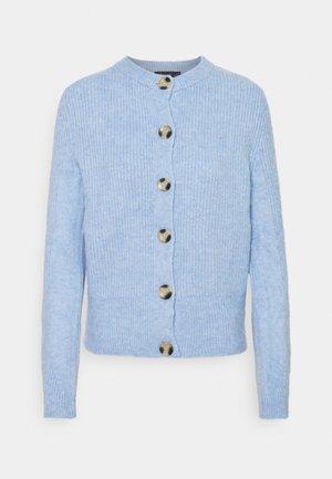 SPONGEY CARDI - Cardigan - blue