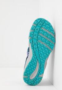 Merrell - HYDRO CHOPROCK - Walking sandals - navy/turquoise - 5