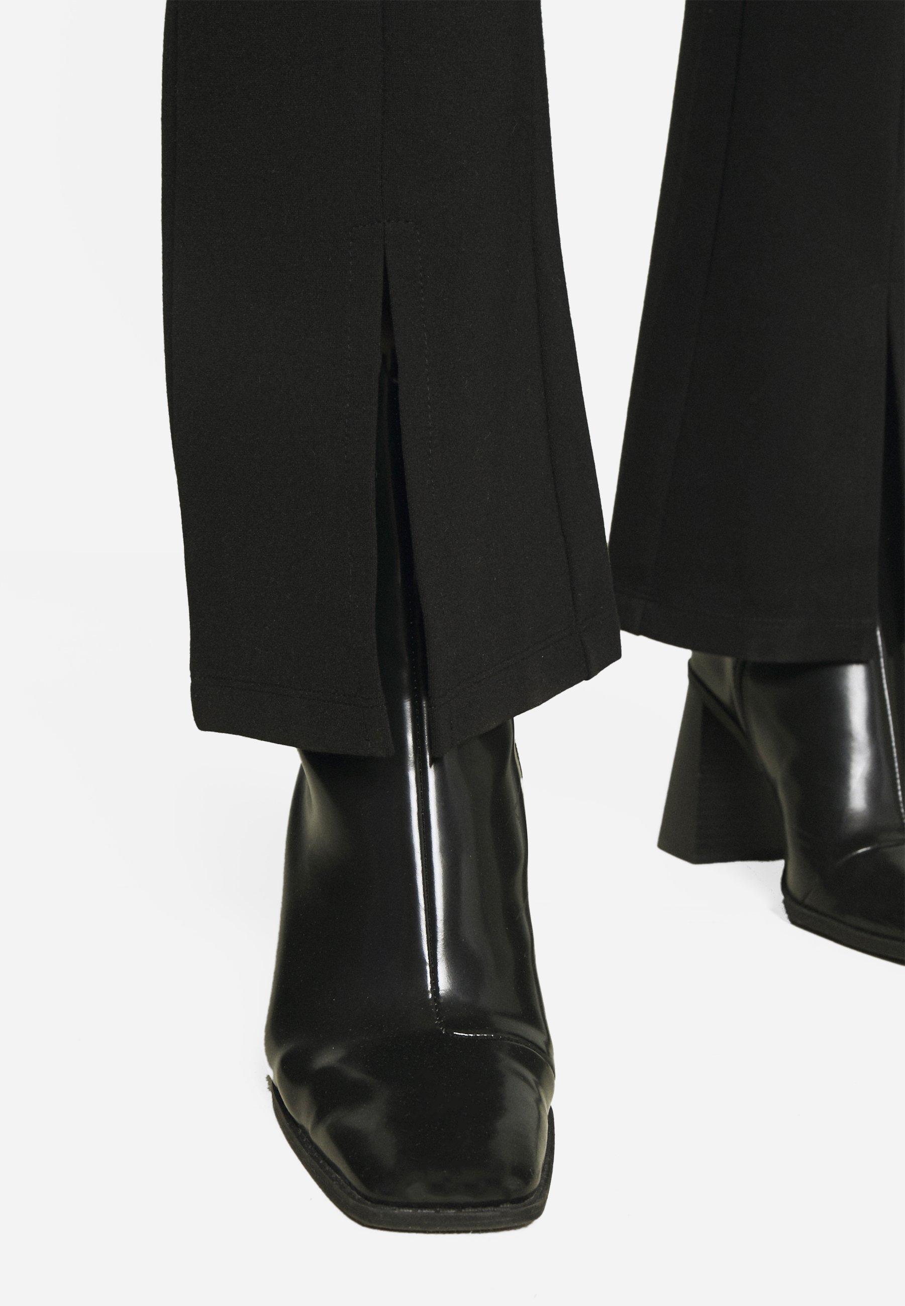 Damen JDYPRETTY SLIT PANT  - Stoffhose
