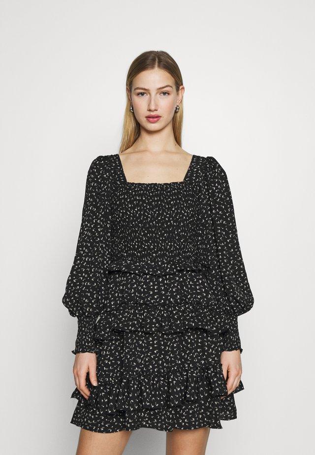 ESTHER DRESS - Sukienka letnia - black