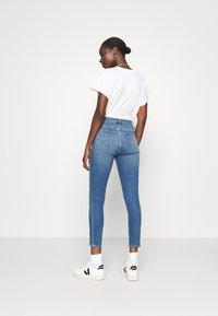 Abercrombie & Fitch - STAR - Jeans Skinny Fit - indigo - 2