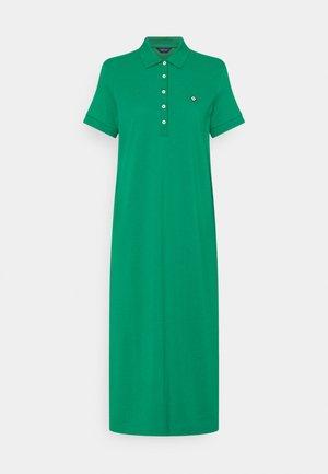 POLO DRESS - Kjole - lush green