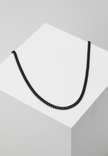 CONNECTION NECKLACE - Halsband - black