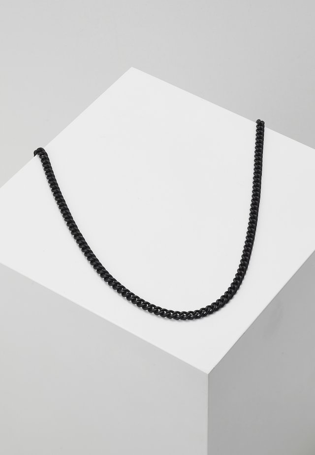 CONNECTION NECKLACE - Halskæder - black