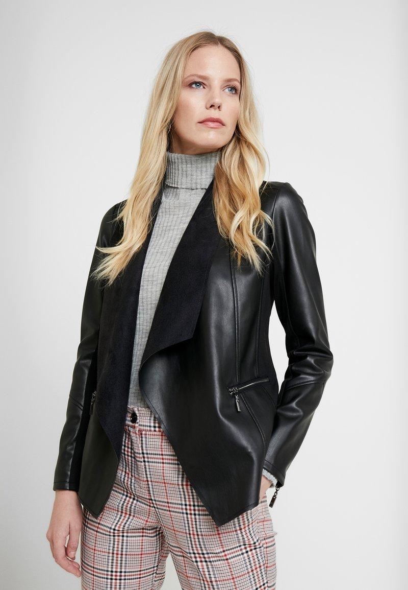 Wallis - Bomber Jacket - black