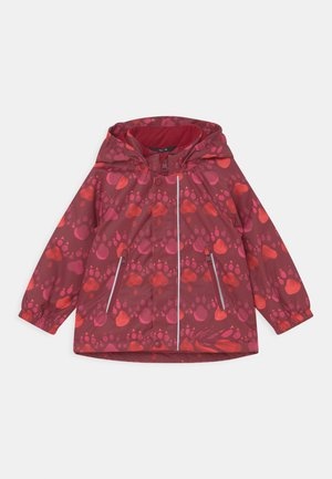 RUIS UNISEX - Winter jacket - jam red