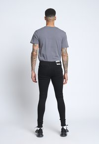 CLOSURE London - SPRAY ON RIPPED - Jeans Skinny Fit - black - 2