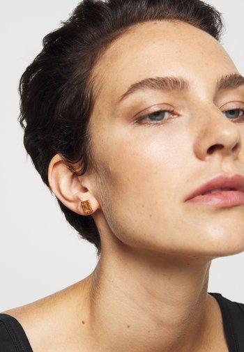 UNISEX - Earrings - oro tribute