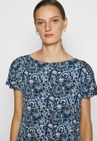 Lauren Ralph Lauren - Print T-shirt - blue multi - 5