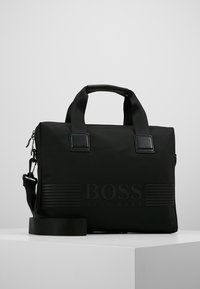 BOSS - PIXEL SINGLE - Briefcase - black - 0