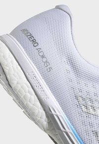 adidas Performance - ADIZERO ADIOS 5 SHOES - Neutral running shoes - white - 7