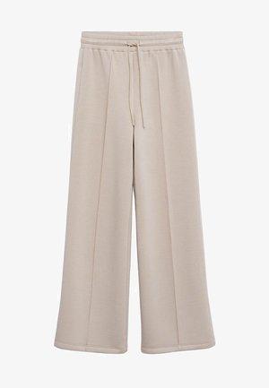 NEOSOFT - Pantalon de survêtement - sandfarben