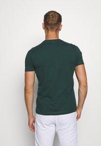 Kappa - HAUKE TEE - Basic T-shirt - ponderosa pine - 2
