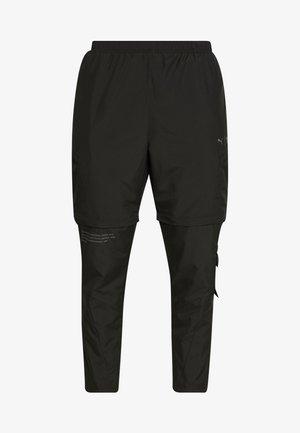 FIRST MILE 2IN1 PANT - Trainingsbroek - black