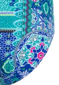 Buffalo - BUSTIER - Bikiny - turquoise - 3