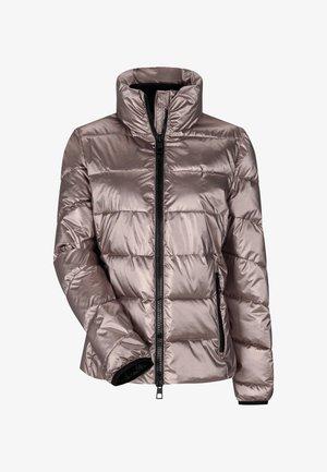 Winter jacket - dunkelbraun
