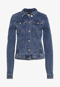 ONLY Tall - ONLTIA JACKET - Chaqueta vaquera - medium blue denim - 4