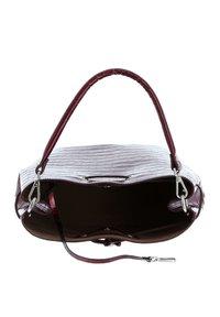 LANCASTER - Handbag - rubis - 2