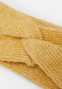 Pieces - PCBENILLA HEADBAND  - Ear warmers - nugget gold - 2