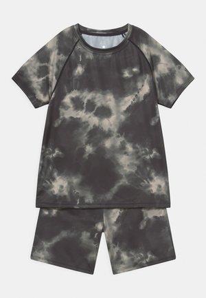 TIE DYE PRINT SET UNISEX - T-shirt print - khaki