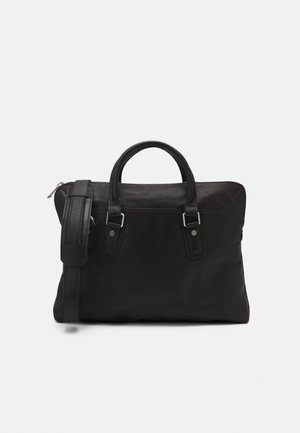 LEADER LAPTOP BAG - Borsa porta PC - brown