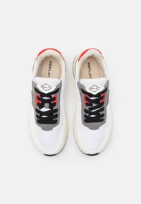 Replay - CLASSIC FREE - Trainers - white/red/grey - 3