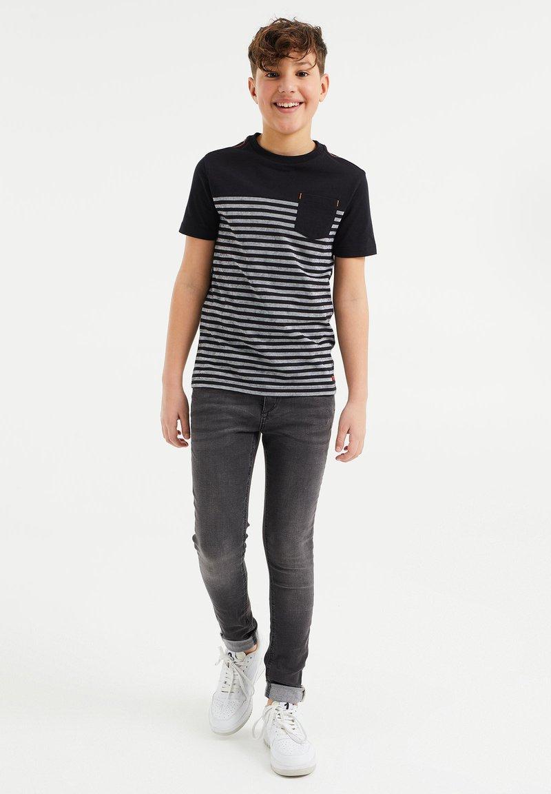 WE Fashion - T-shirts print - black