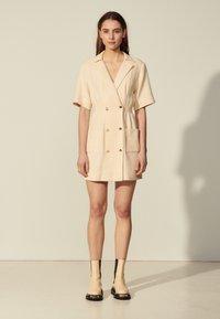 sandro - Day dress - vanille - 0