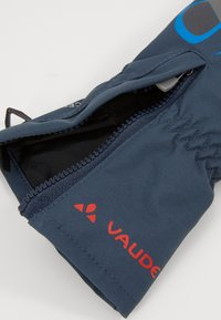 Vaude - KIDS SNOW CUP SMALL GLOVES - Mittens - steelblue - 3