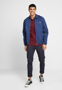 Scotch & Soda - CLASSIC GARMENT  - Poloshirt - bordeaux - 1