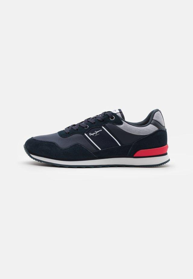 CROSS 4 SAILOR - Sneakersy niskie - navy