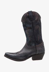 Kentucky's Western - Cowboy/Biker boots - natural/piedra - 0