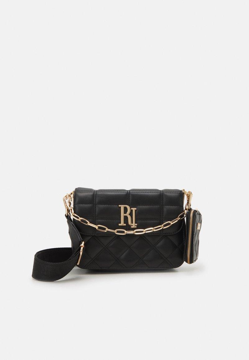 River Island - SET - Handbag - black