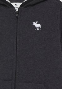 Abercrombie & Fitch - ICON - Zip-up hoodie - black - 2