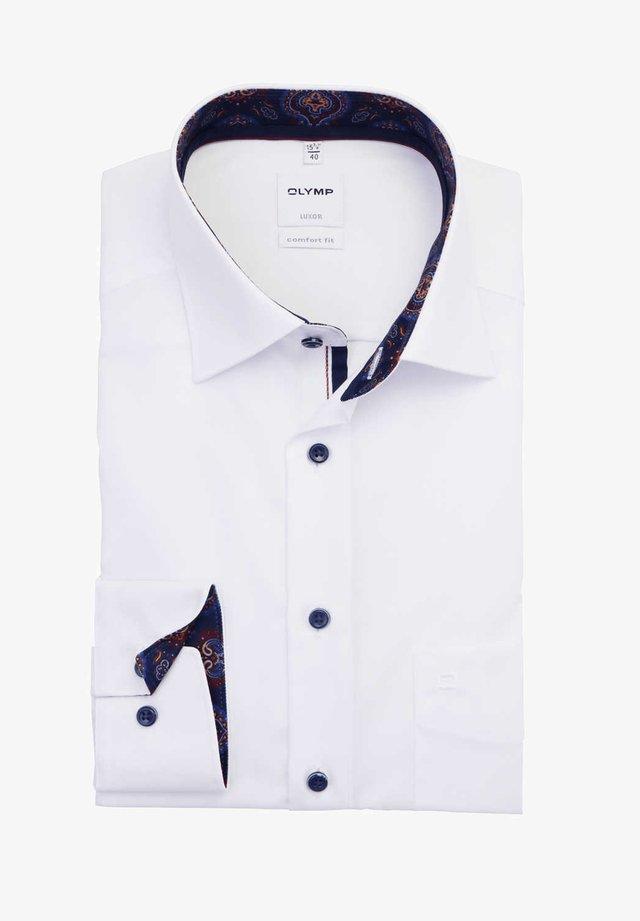 LUXOR COMFORT FIT  - Shirt - weiß