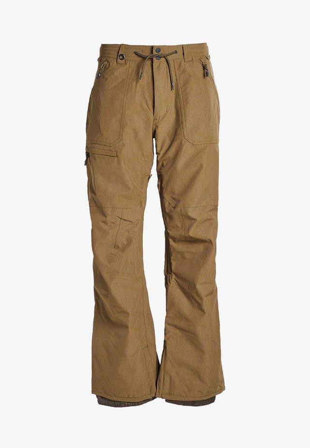 Pantalon de ski - military olive