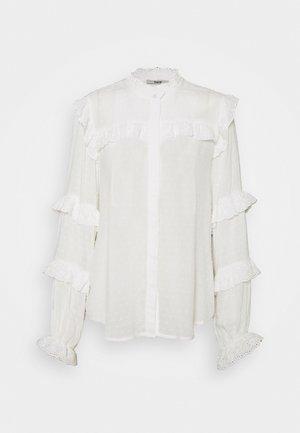 PALM OHIO SHIRT - Overhemdblouse - snow white