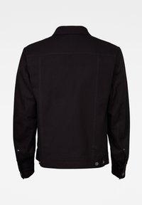 G-Star - TRUCKER - Light jacket - dk black - 1