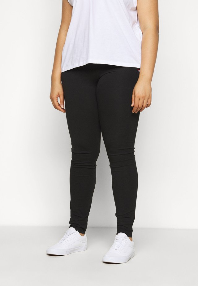 EDWINA - Leggings - Trousers - black