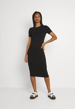 BEALA - Jerseyklänning - black