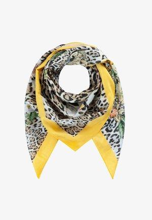 Foulard - gelb