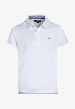 Polo shirt - bright white