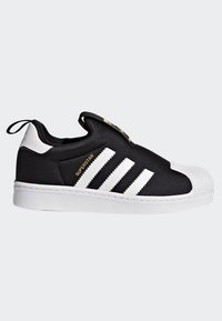 adidas Originals - SUPERSTAR 360 SHOES - Sneakersy niskie - black - 5