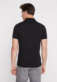GANT - THE ORIGINAL RUGGER - Polo - black
