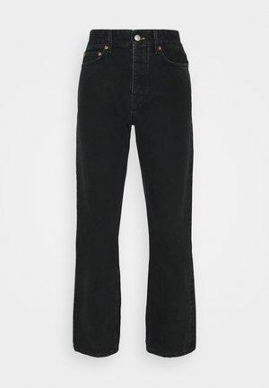 PEARL  - Džíny Straight Fit - dark grey
