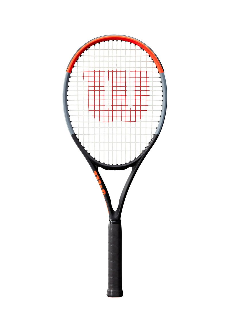 "Wilson - WILSON TENNISSCHLÄGER ""CLASH 100L"" - UNBESAITET - 16X19 - Tennis racket - red/black"