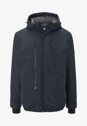 MIT KAPUZE - Light jacket - sky captain blue