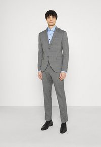 Isaac Dewhirst - CHECK SUIT - Costume - grey - 0