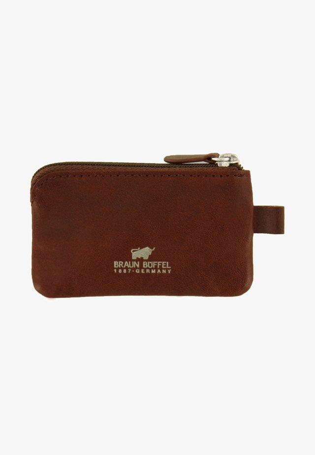 MIT ZWEI RINGEN - Key holder - rosewood